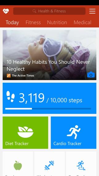 microsoft to shutter msn health amp fitness app but