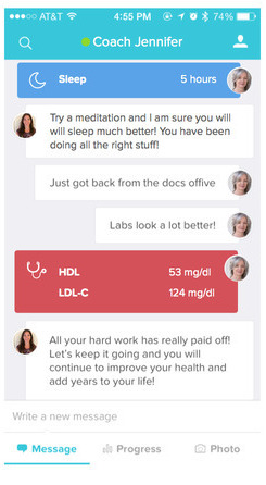 AstraZeneca taps Vida to launch coaching app for heart attack patients