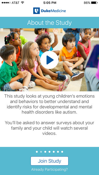 Duke Autism and Beyond